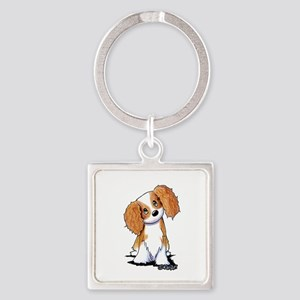 Sweet KiniArt CKC Square Keychain