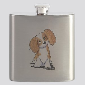Sweet KiniArt CKC Flask