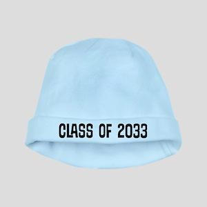 Class Of 2033 Kids baby hat