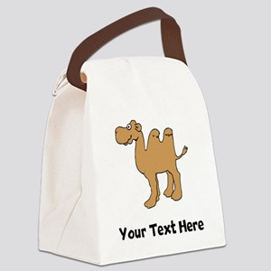 61b90592d13f Cartoon Camel Canvas Lunch Bags - CafePress