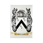 Willimott Rectangle Magnet (100 pack)
