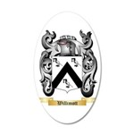 Willimott 20x12 Oval Wall Decal