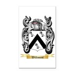 Williment Rectangle Car Magnet