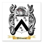 Williment Square Car Magnet 3