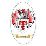 Willies Sticker (Oval 10 pk)
