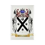 Williamson Scottish Rectangle Magnet (100 pack)
