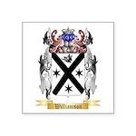 Williamson Scottish Square Sticker 3