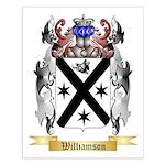 Williamson Scottish Small Poster