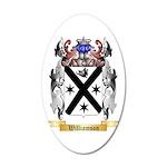 Williamson Scottish 20x12 Oval Wall Decal