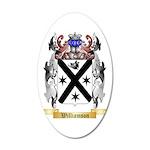 Williamson Scottish 35x21 Oval Wall Decal