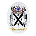 Williamson Scottish Oval Ornament