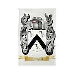 Willemot Rectangle Magnet (100 pack)