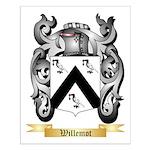 Willemot Small Poster