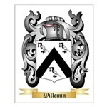 Willemin Small Poster