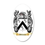 Willemin 20x12 Oval Wall Decal