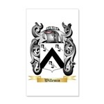 Willemin 20x12 Wall Decal