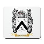 Willemin Mousepad