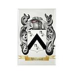 Willemet Rectangle Magnet (100 pack)