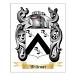 Willemet Small Poster