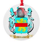 Willcocks Round Ornament