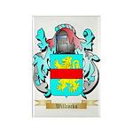 Willcocks Rectangle Magnet (10 pack)