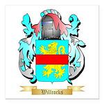 Willcocks Square Car Magnet 3