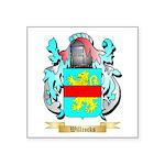 Willcocks Square Sticker 3