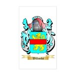 Willcocks Sticker (Rectangle)