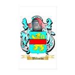 Willcocks Sticker (Rectangle 50 pk)
