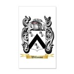 Willaume 20x12 Wall Decal