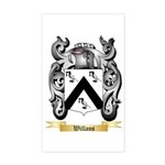 Willans Sticker (Rectangle)