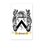 Willans 35x21 Wall Decal