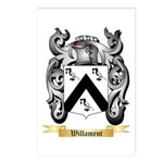 Willament Postcards (Package of 8)