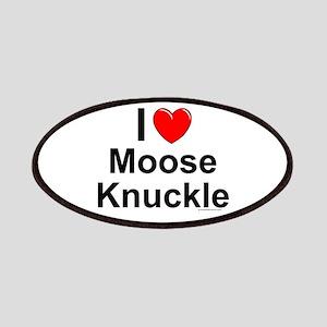 Moose Knuckle Patch