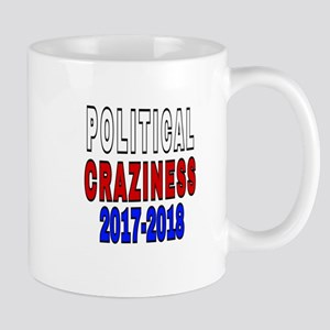 POLITICAL CRAZINESS 2017-2018 Mugs