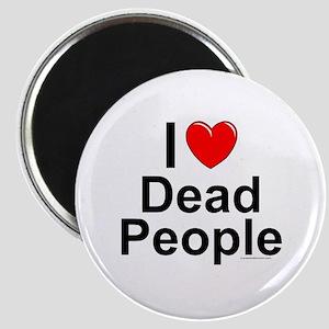 Dead People Magnet