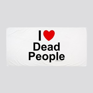Dead People Beach Towel