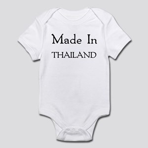 Made In Thailand Infant Bodysuit