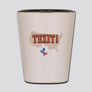 Texit ! Shot Glass