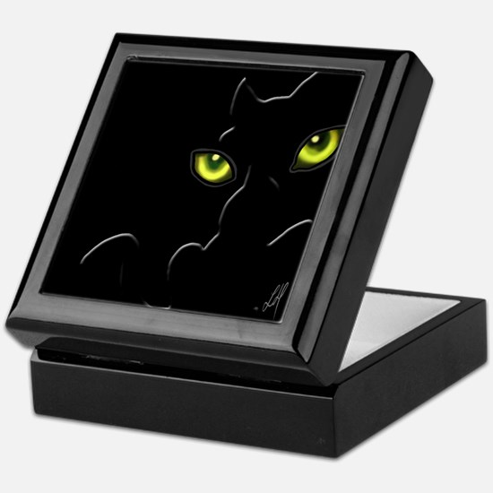 """""""Cat eyes"""" Keepsake Box"""
