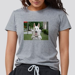 White German Shepard T-Shirt