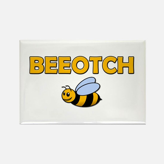 Beeotch Rectangle Magnet
