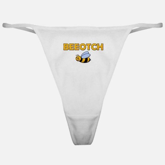 Beeotch Classic Thong