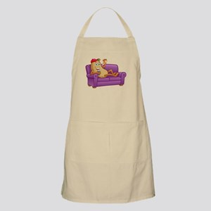 Couch Potato Relaxing Apron