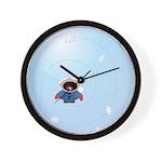 Seasonal Wall Clock