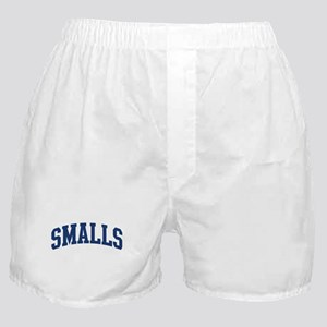 SMALLS design (blue) Boxer Shorts