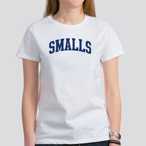 SMALLS design (blue) Women's T-Shirt