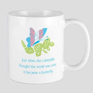 Transgender Butterfly Mugs