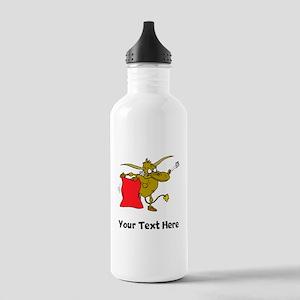 Bull Matador (Custom) Water Bottle