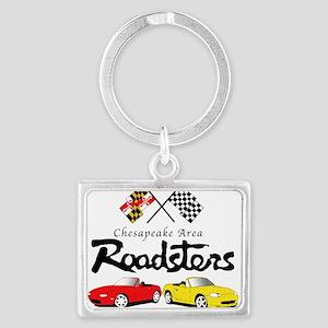 Roadster Logo Full Keychains